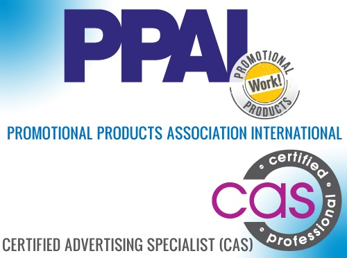 Image of PPAI Logo | Symbol of Promotional Products Association International Certified Advertising Specialist designation