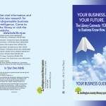 Image of brochure and map   Direct mail for sales and marketing