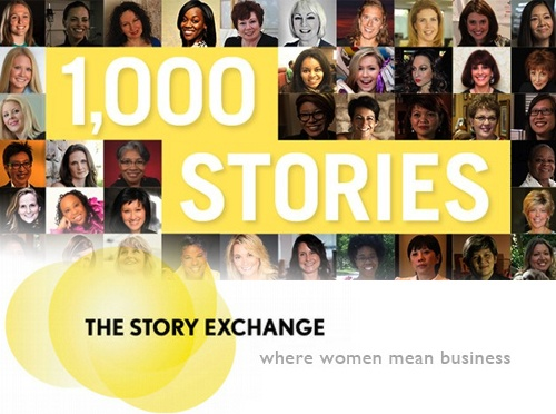 Image of 1,000 Stories and Women's photos | represents The Story Exchange