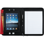 Image of a padfolio and iPad holder | Business accessories, tech promotional products