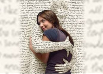 copy embracing reader