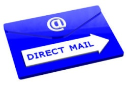 direct mail envelope